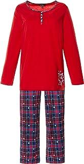 ULLA POPKEN Pyjama, Plussize Set di Pigiama Donna
