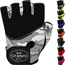 C.P. Sports Iron-handschoen comfort trainingshandschoen fitness handschoenen voor dames en heren