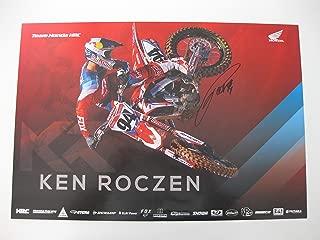 ken roczen poster