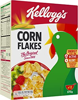 Kellogg's Corn Flakes Cereal The Original, 375 g