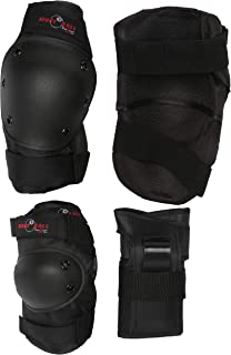 8 Ball 儿童多功能运动垫套装,带护腕、肘垫和护膝