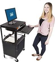 Best desktop computer cart Reviews