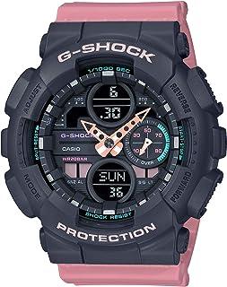 Casio Reloj Analógico-Digital para Unisex Adultos Correa en Resina GMA-S140-4AER