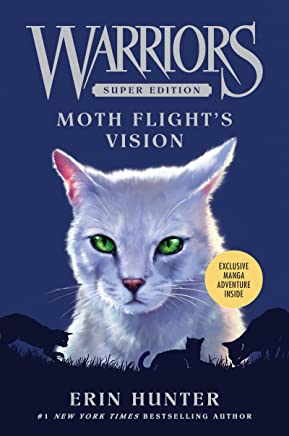 Warriors Super Edition: Moth Flight's Vision (English Edition)