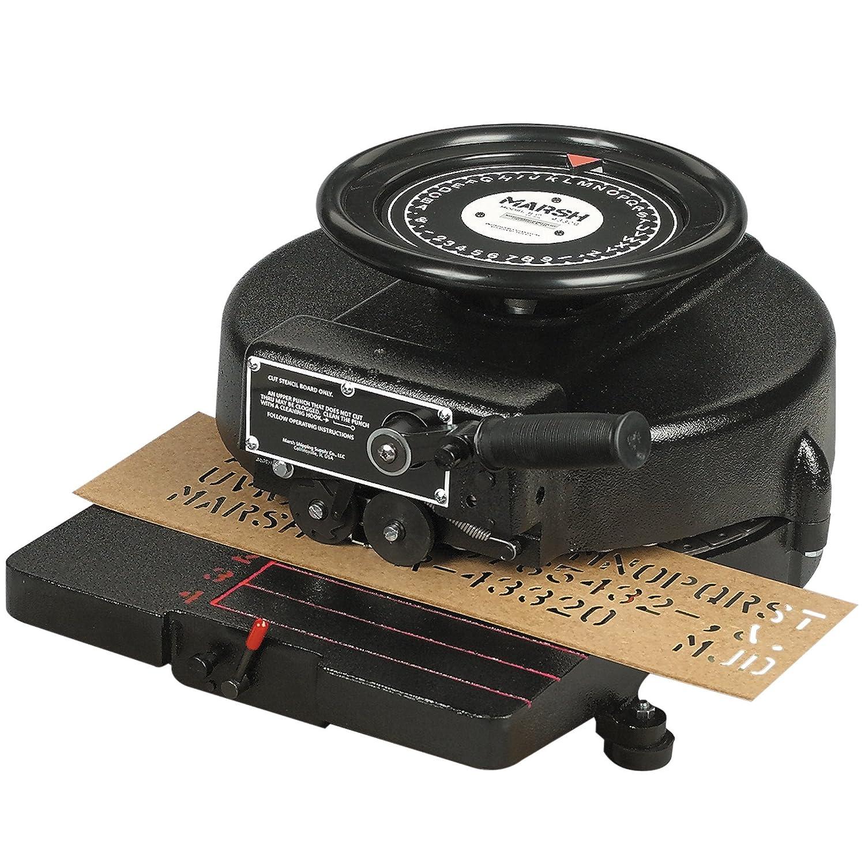 Top Pack Supply Stencil Machine, 3/4