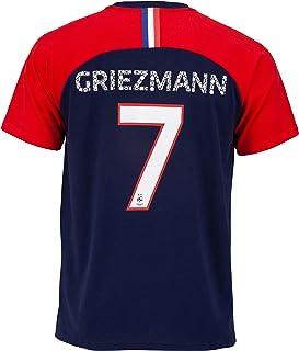 T-Shirt Griezmann FFF - Collection Officielle Equipe DE France - Taille Enfant