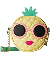 Luv Betsey Colada Kitch Canteen Crossbody
