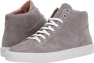 Men's Mid Top Suede Sneaker