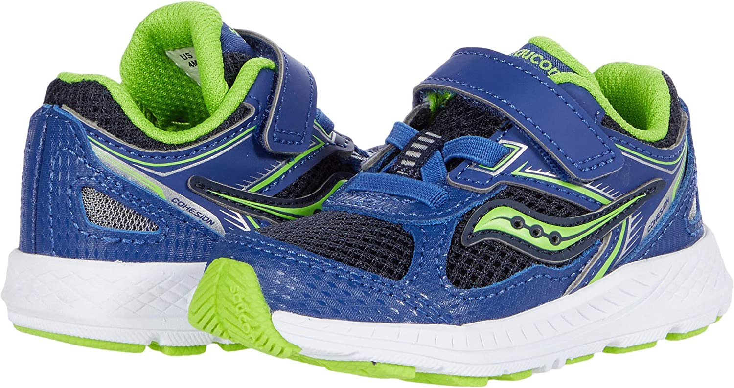 Saucony unisex child Cohesion 14 Our shop OFFicial mail order OFFers the best service Jr Alternative Sneaker Closure