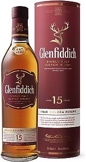 Glenfiddich 15 Years Old OUR SOLERA FIFTEEN Single Malt Scotch Whisky 1 x 0.7 l