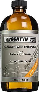 Argentyn 23 Professional Formula Bio-Active Silver Hydrosol for Immune Support* � 16 oz. (473 mL) Value Size Twist Top Bottle � Colloidal Silver � Colloidal Minerals