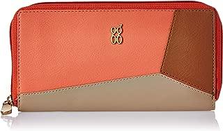 Baggit Women's Wallet (Coral)