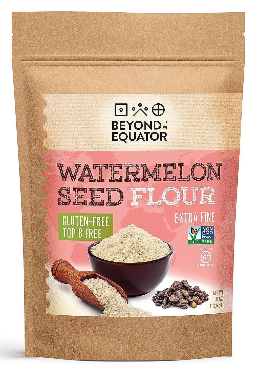 Beyond the Equator - Watermelon Seed Flour [Extra Fine] 16 oz Si