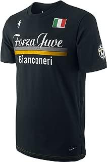 NIKE Juventus F.C. Forza Juve I Bianconeri Soccer Core Men's T-Shirt