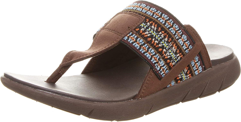 BEARPAW Max 50% OFF Women's Dakota Flop Flip Sandal low-pricing