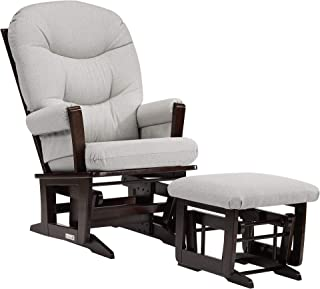 Dutailier Modern 0346 Glider chairwith Ottoman Included
