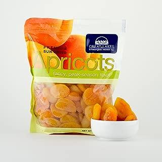 Sun-Dried Apricots - 32oz Bag (Kosher)
