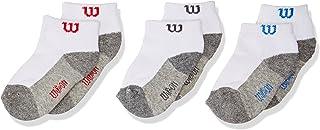 Wilson 8229 Calcetines para Bebé-Niños, Multicolor, Talla Única (Paquete de  3 Piezas)