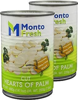 hearts of palm jar