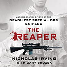 Download The Reaper: Autobiography of One of the Deadliest Special Ops Snipers PDF