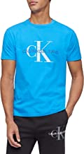 Calvin Klein Men's Short Sleeve Monogram Logo T-Shirt