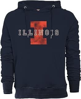 NCAA Hero Hood Men's Sueded Fleece Pullover