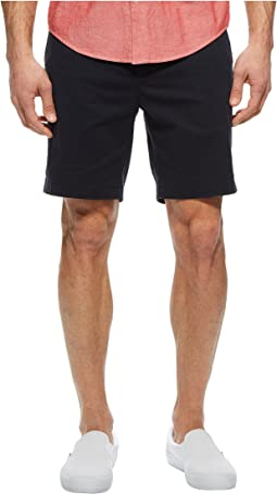 Classic Fit Stretch Deck Shorts