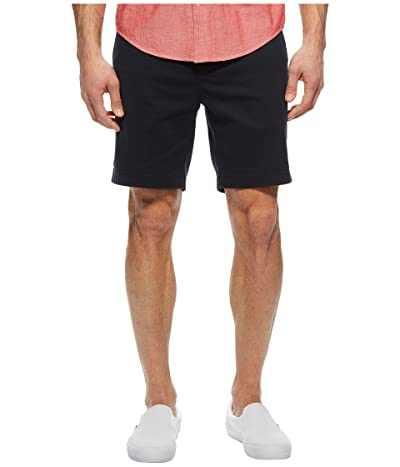 Nautica Classic Fit Stretch Deck Shorts (True Navy) Men