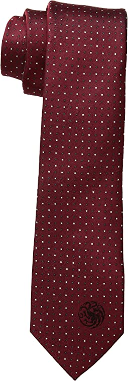 Game of Thrones - Targaryen Dragon Sigil Tie
