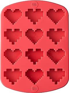 big heart mold