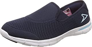 Power Women's N-Walk Hush Navy and Blue Running Shoes-4 UK (37 EU) (5089645)