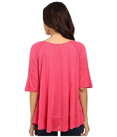 B by Bobeau Collection Oversized T Shirt SSUqA