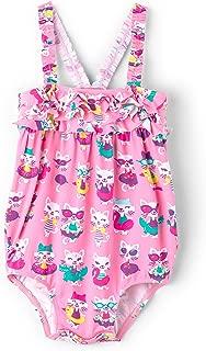 Girls' Baby Mini Ruffle Swimsuits