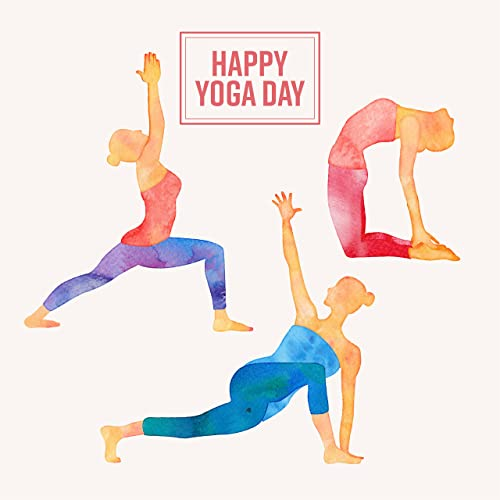 Happy Yoga Day: New Age Music for Hatha, Kundalini, Ashtanga ...