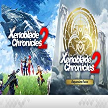 Xenoblade Chronicles 2 + Expansion Pass DLC Bundle - Nintendo Switch [Digital Code]