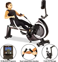 liquid rowing machine