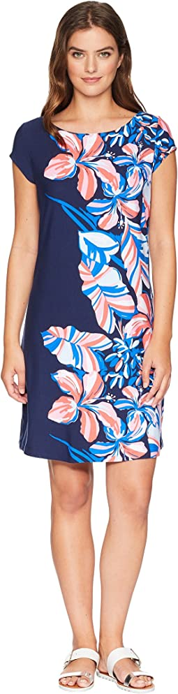 Le Tigre Floral Cap Sleeve Dress