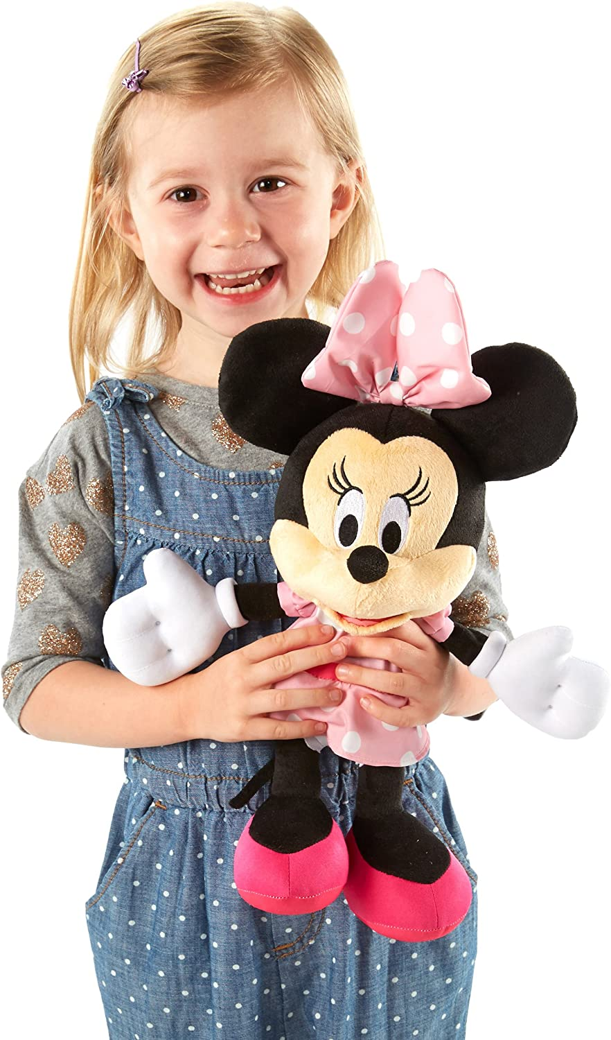 FisherPrice Disney Mickey Mouse Clubhouse Silly Squeeze Minnie Baby