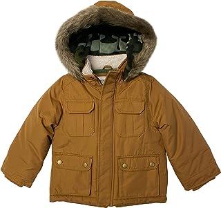 Baby Boys' Heavyweight Advernture Parka Coat