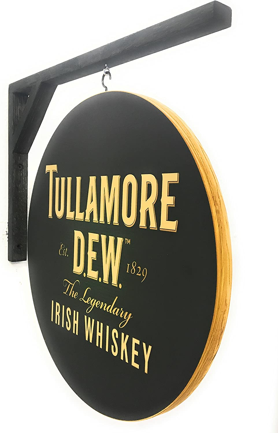 Tullamore Dew Super intense New product! New type SALE Irish Whiskey Sign - Sided 15