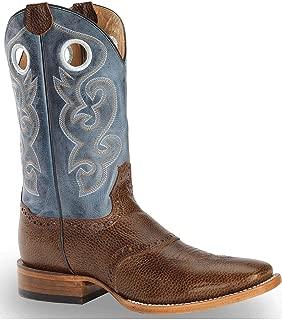 Cody James Men's Saddle Vamp Western Boot Square Toe - Bbs76