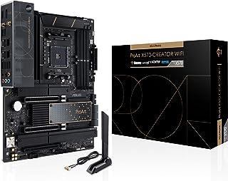 ASUS ProArt X570-CREATOR WiFi Carte mère AMD X570 Ryzen AM4 ATX PCIe 4.0, Refroidissement PCH, Thunderbolt 4 Type C, Ether...