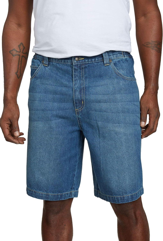 Liberty Blues Men's Big & Tall 5 Pocket Denim Shorts by