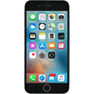 Apple iPhone 6s 32GB Unlocked GSM 4G LTE Dual-Core Phone - Space Gray (Renewed)