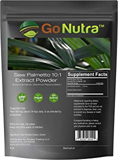 Saw Palmetto Extract Powder 10:1 Strength | 4 oz.