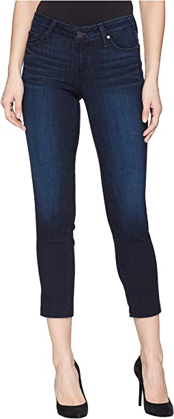 Paige - Skyline Skinny Crop w/ Raw Hem 25