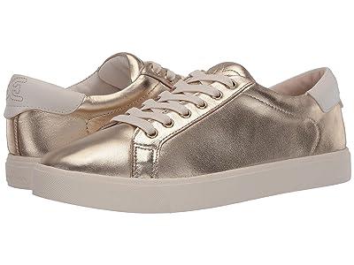 Sam Edelman Ethyl (Molten Gold Soft Metallic Sheep Leather) Women