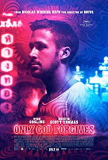 72505 ONLY GOD Forgives Movie Decor Wall 16x12 Poster Print