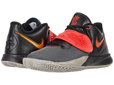 Nike Kids Kyrie Flytrap III (Big Kid) (Black/Camellia/Chile Red/Enigma Stone) Kids Shoes