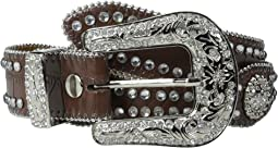 Scalloped Round Concho Belt (Little Kids/Big Kids)